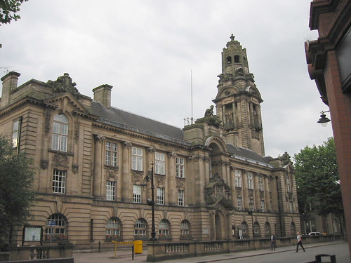 Walsall Town Hall