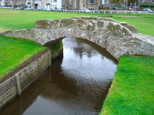 Swilken Burn Bridge