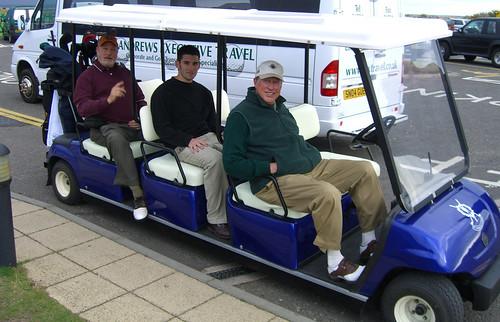 Golf Cart Limousine