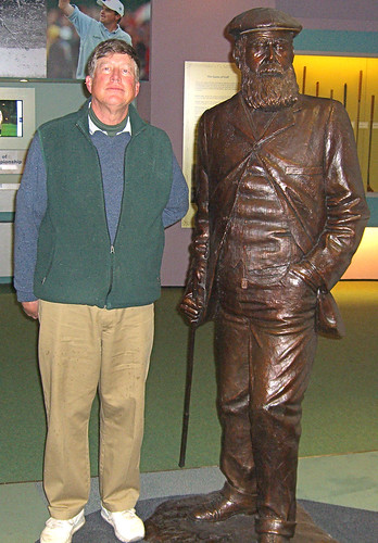 Old Paul and Old Tom Morris
