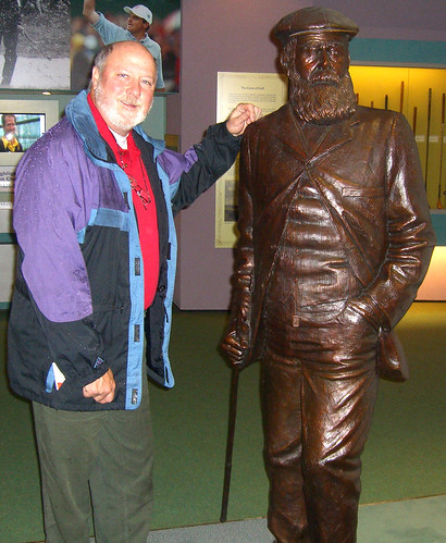 Old Jeff and Old Tom Morris