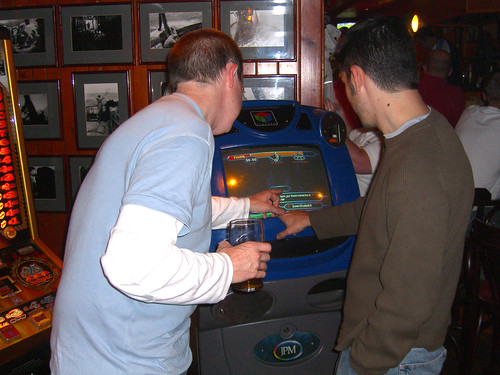 Pub Quiz Machine