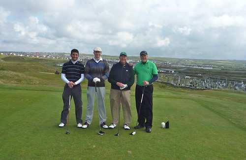 Ballybunion Golf Friends