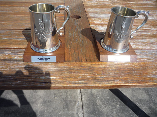 Pewter Mugs Trophies