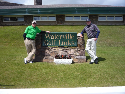 Paul and Jeff at Waterville