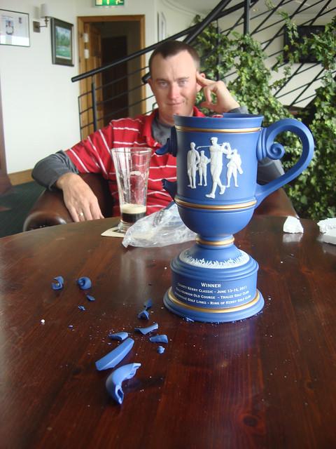 County Kerry Classic Winner (broken trophy)