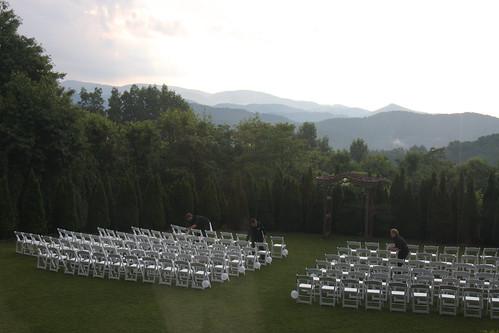Wedding Lawn - Crestwood Inn