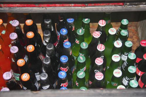 Cold Sodas