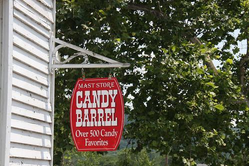 Mast General Store Annex Candy Shop
