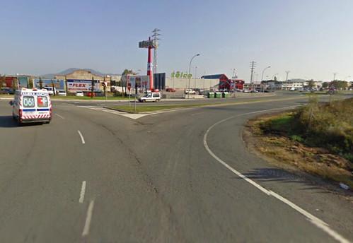 Roundabout Exit