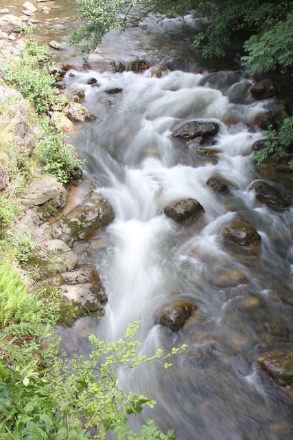 Creek Long Exposure