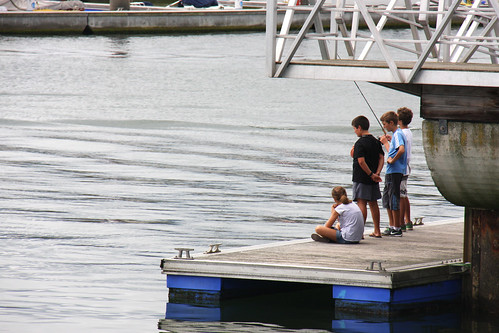 Fishing Village Summer