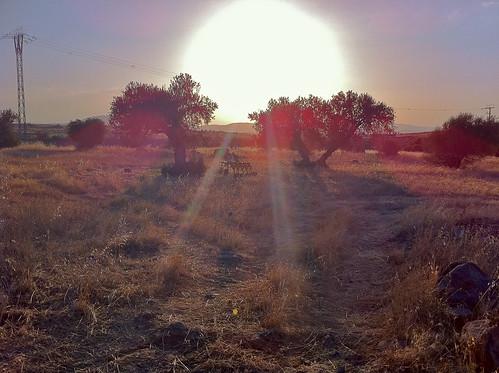 Extremadura Sunset
