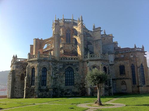 Santa Maria Church in Castro Urdiales