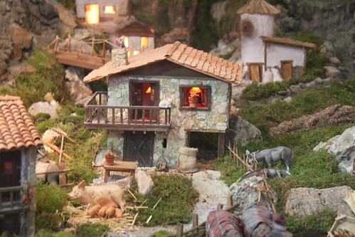 Colindres Belén - Nativity Scene