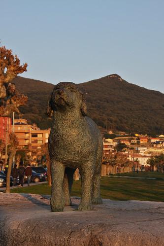 Dog Monument