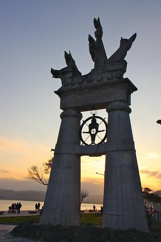 Juan de la Cosa Monument, Santoña