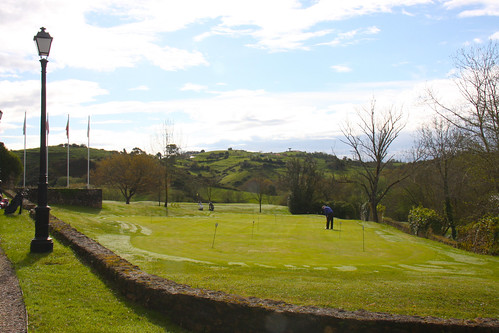 Santa Marina Golf Club - Practice Green