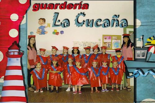 La Cucaña, 2012 Graduating Class