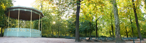 Brussels Park Panorama