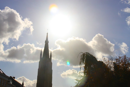 Bruges Sunny Sky