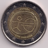 Europe, home of Leonardo and Michelangelo, uses stick figures for coin art