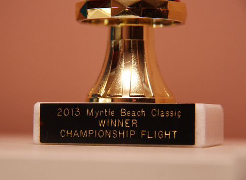 Myrtle Beach Classic - Championship Flight - 2013