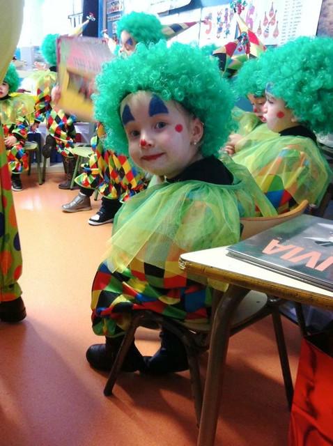 Carnival Clown 2013