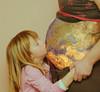 Pregnant Earth Kiss