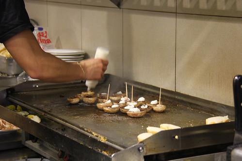 Mushrooms in El Guti