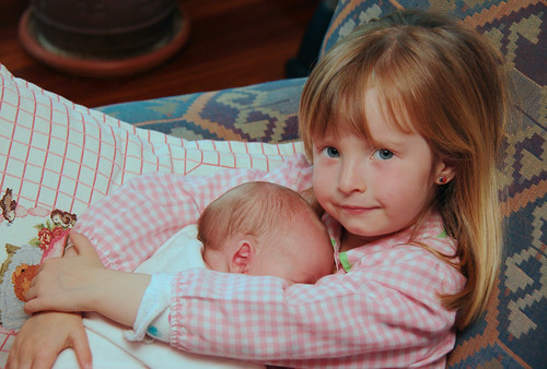 Big Sister Hug