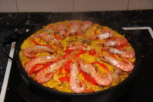 Paella by Marce