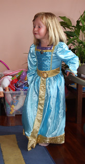 Nora's Princess Dress