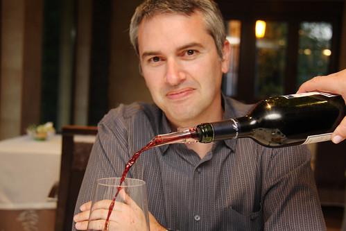 Simon and Wine Stream
