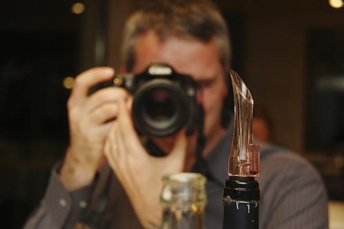 Simon: Food Photographer