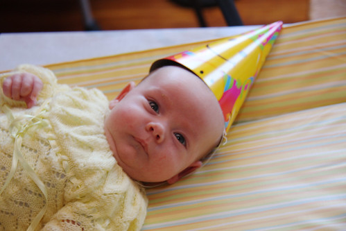 Ian is Two Months Old