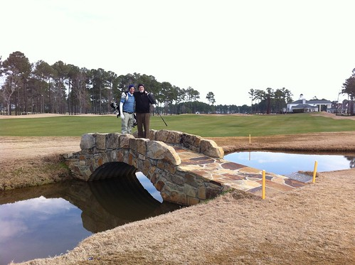 Swilken Bridge, World Tour Golf, Myrtle Beach