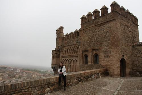 Foggy Toledo