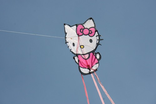 Hello Kitty Kite