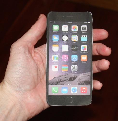 Printable iPhone 6 Models