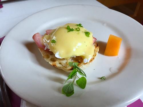 King Street Café - Egg Benedict