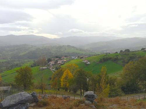 View from Karpin Abentura
