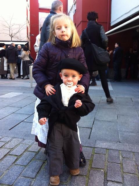 Basque Children