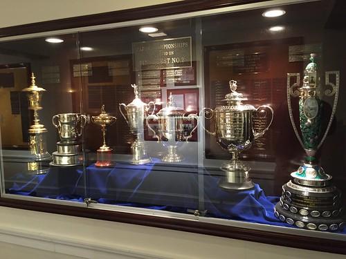 Pinehurst Resort - Trophy Cabinet