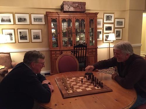 Pinehurst Resort - Chess