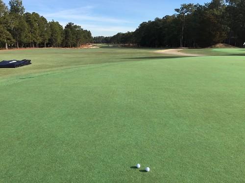 Pinehurst No. 2 - Putting Green