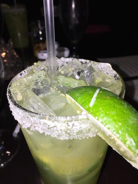 Pinehurst Resort - Ryder Cup Lounge - Jalapeño Margarita