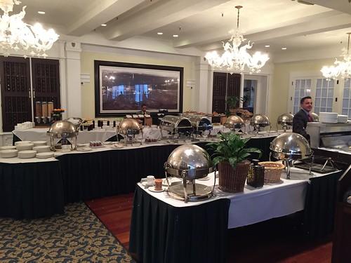 Pinehurst Resort - Breakfast Buffet