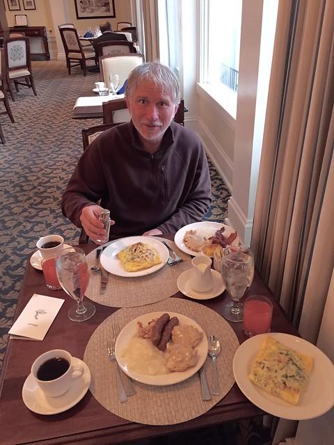 Pinehurst Resort - Breakfast with Phil