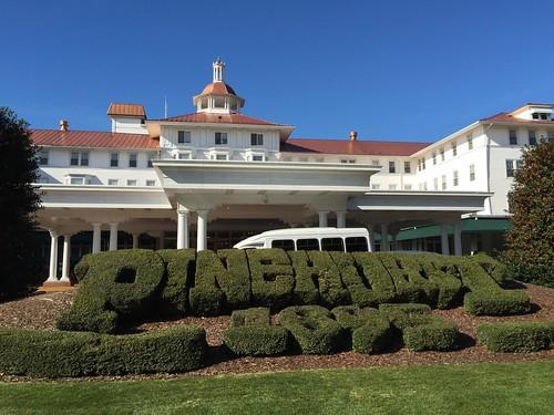 Pinehurst Resort - Hedge